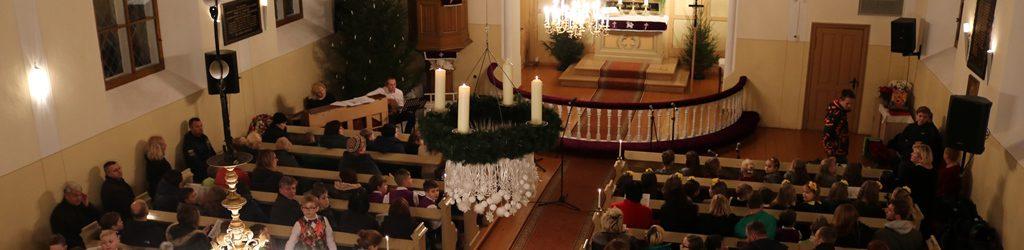 Babītes vidusskolas muzikālo kolektīvu Ziemassvētku koncerts